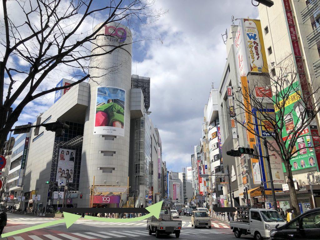 Bunkamuraオーチャードホールのアクセス画像5