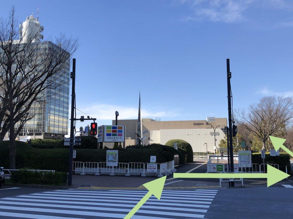 代々木第一・第二体育館のアクセス画像6
