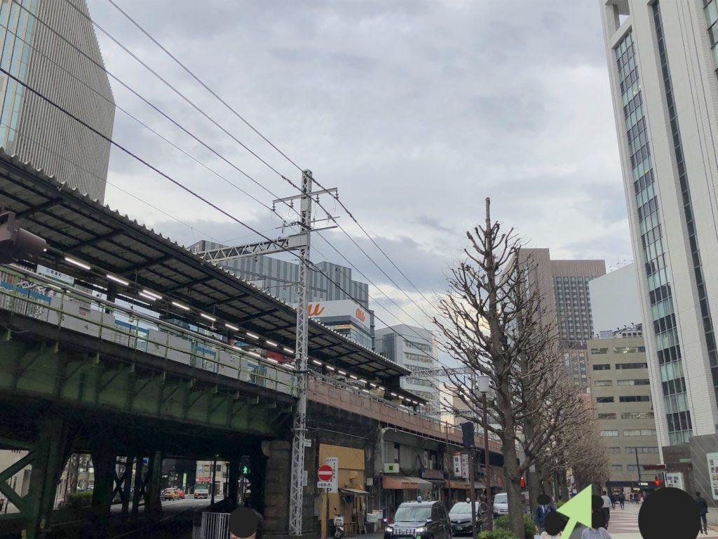 日生劇場へのアクセス画像3