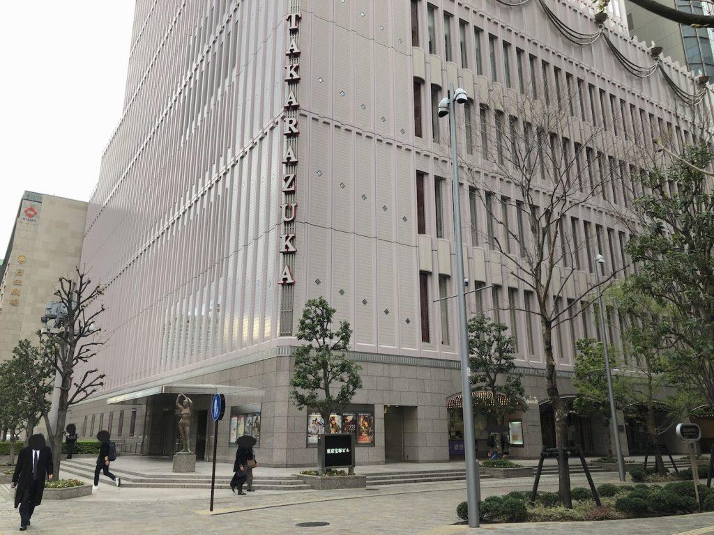 日生劇場へのアクセス画像6