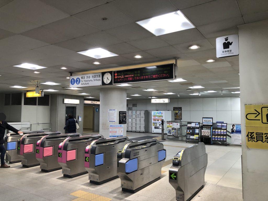 横浜ベイホールのアクセス画像2