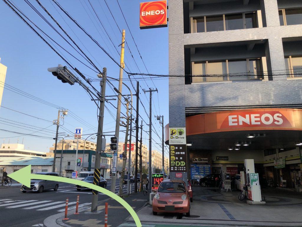 横浜ベイホールのアクセス画像5