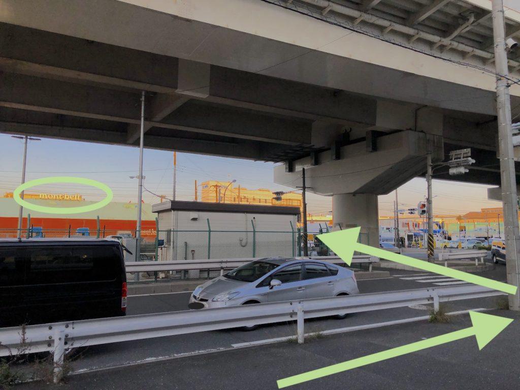 横浜ベイホールのアクセス画像8