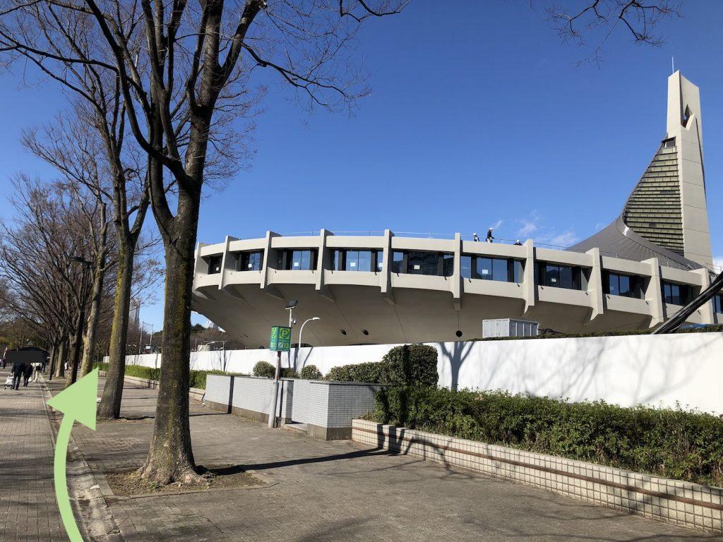 代々木第一・第二体育館のアクセス画像7