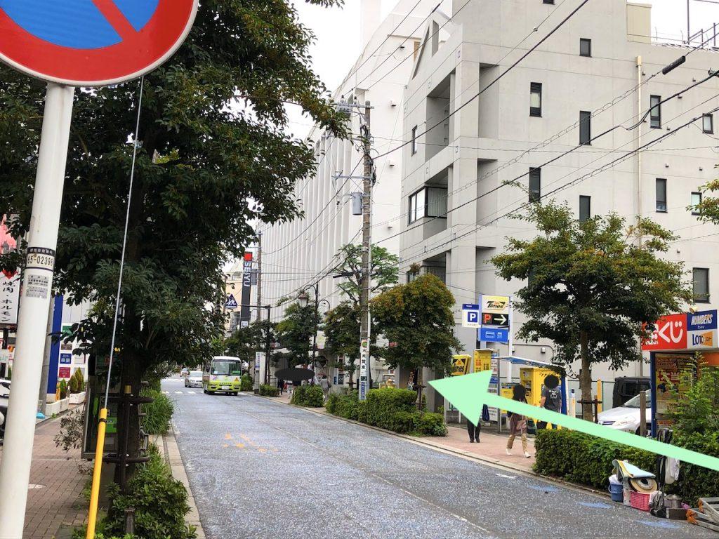 鎌倉芸術館のアクセス画像13
