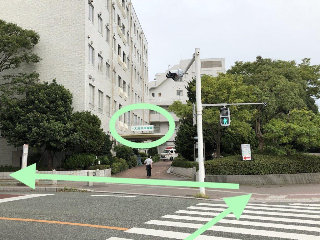 鎌倉芸術館のアクセス画像7