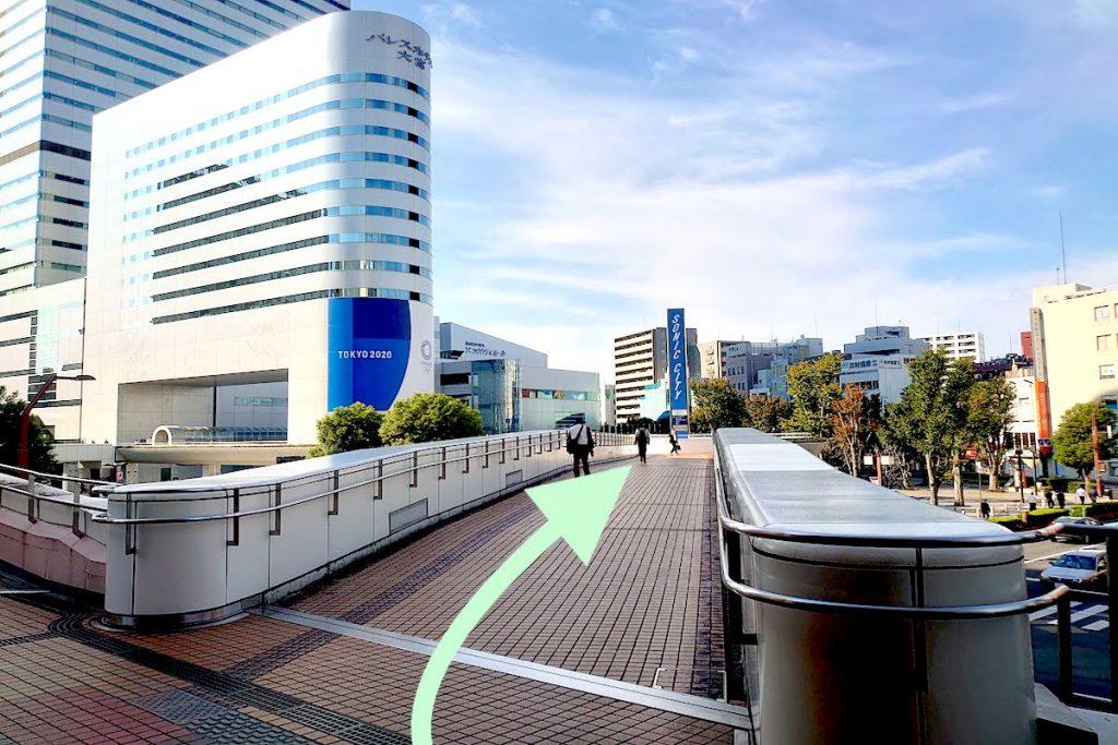 大宮ソニックシティのアクセス画像5