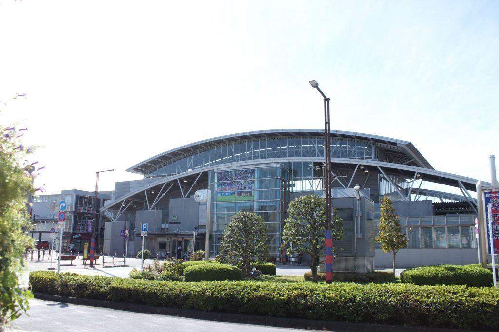 東京スタジアム(味の素スタジアム)のアクセス画像2