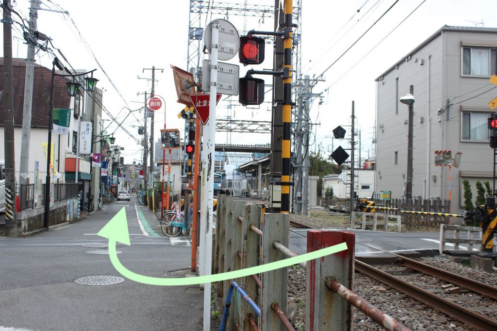 東京スタジアム(味の素スタジアム)のアクセス画像18