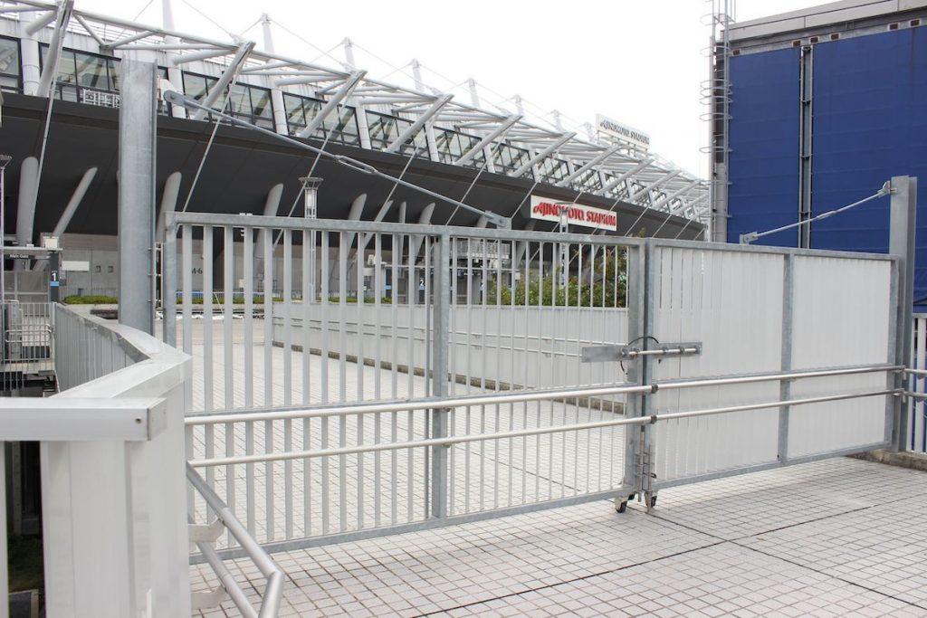 東京スタジアム(味の素スタジアム)のアクセス画像29