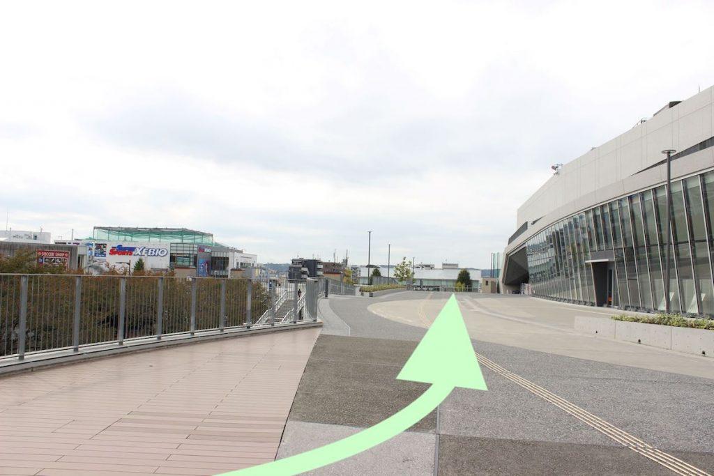 東京スタジアム(味の素スタジアム)のアクセス画像31