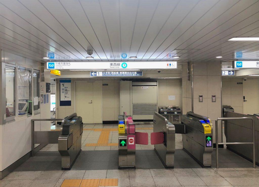 日本武道館のアクセス画像14