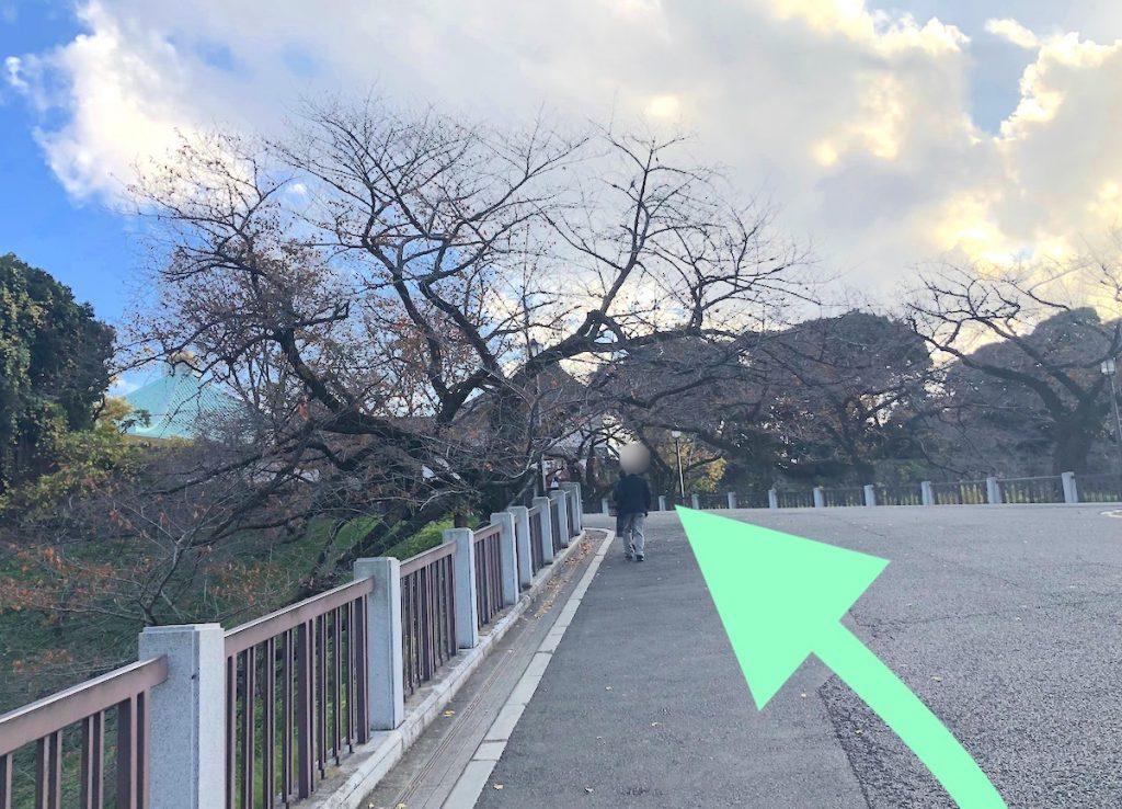 日本武道館のアクセス画像8