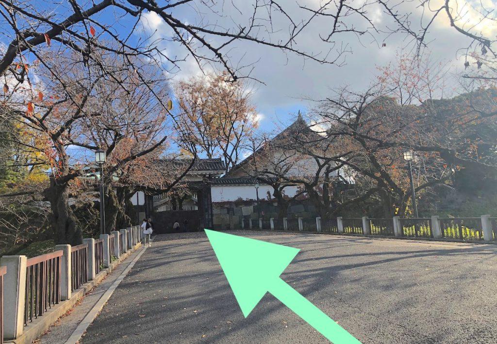 日本武道館のアクセス画像9