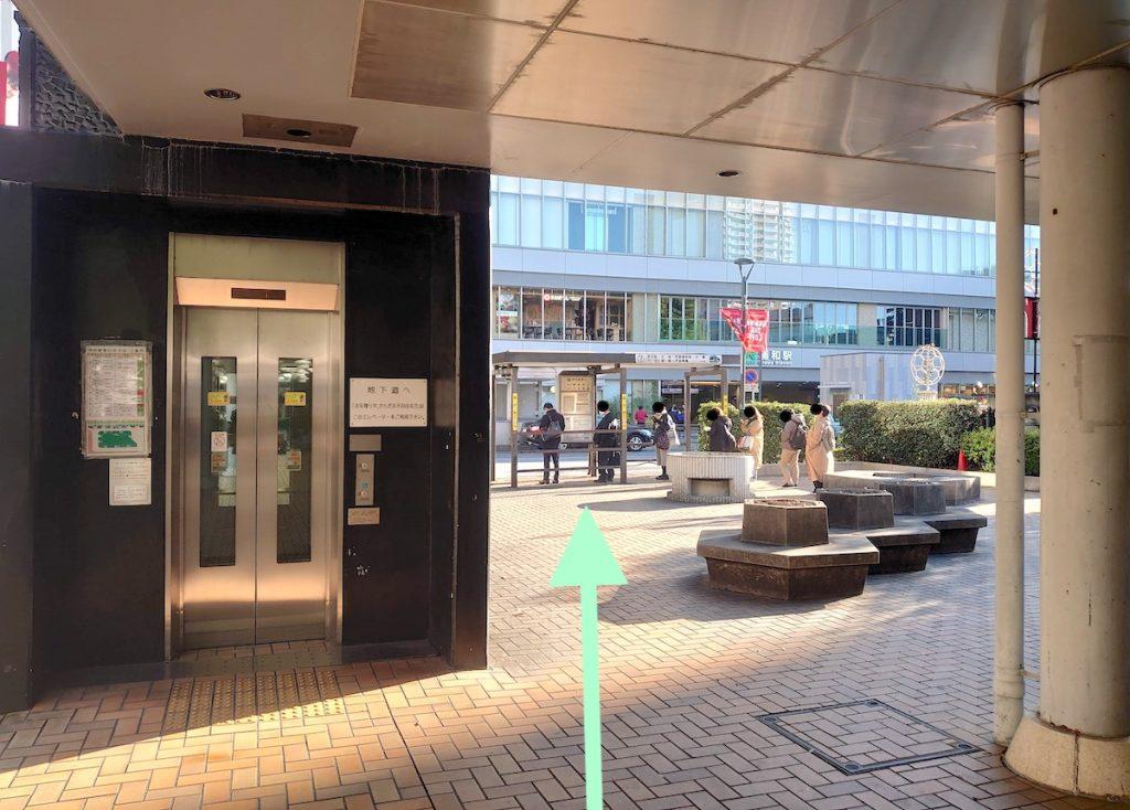 さいたま市文化センターのアクセス画像19