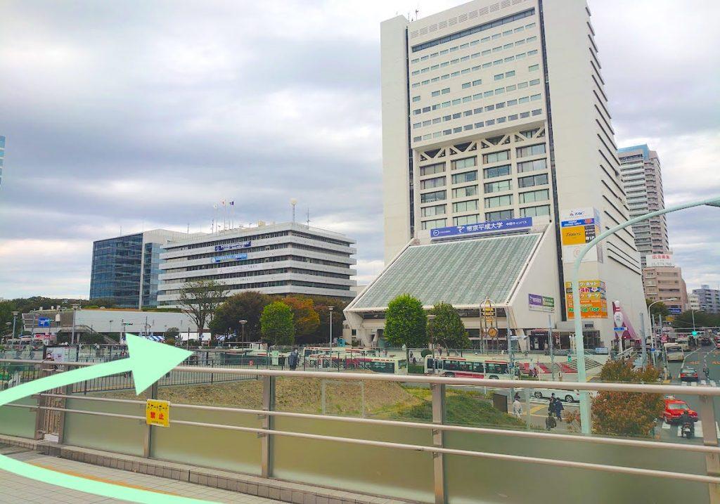 中野サンプラザのアクセス画像4