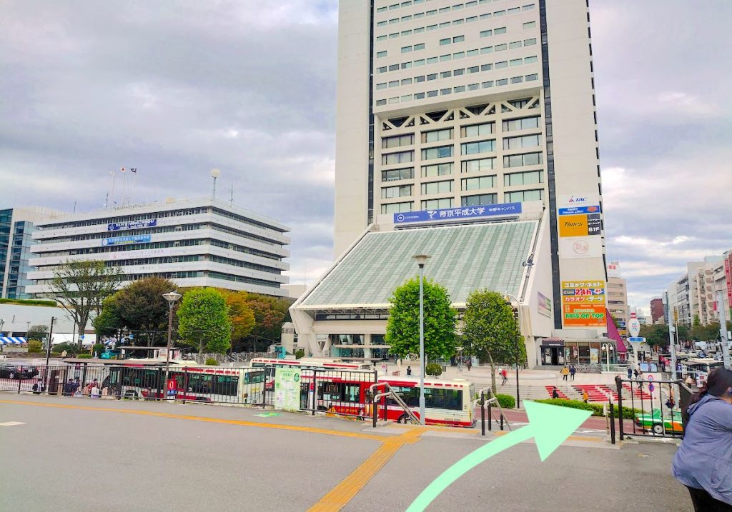 中野サンプラザのアクセス画像5