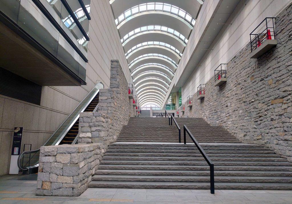 東京オペラシティのアクセス画像8
