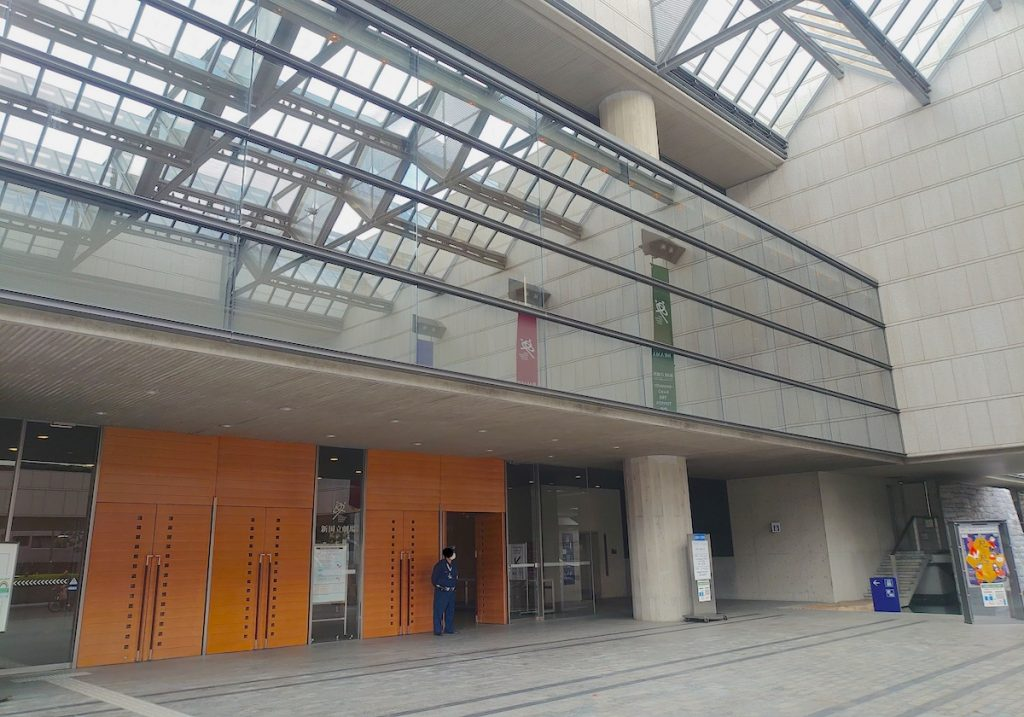 新国立劇場のアクセス画像1