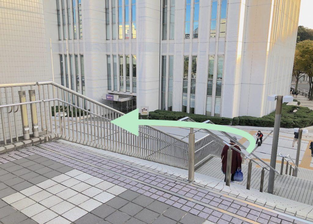 横須賀芸術劇場のアクセス画像9
