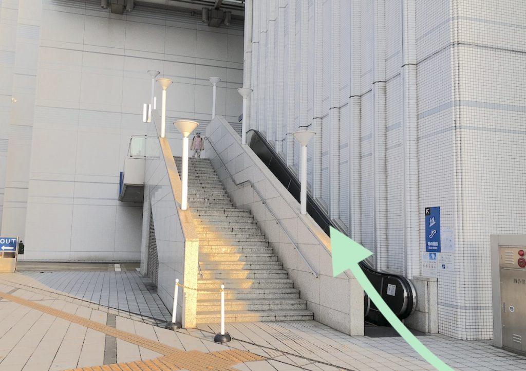 横須賀芸術劇場のアクセス画像10
