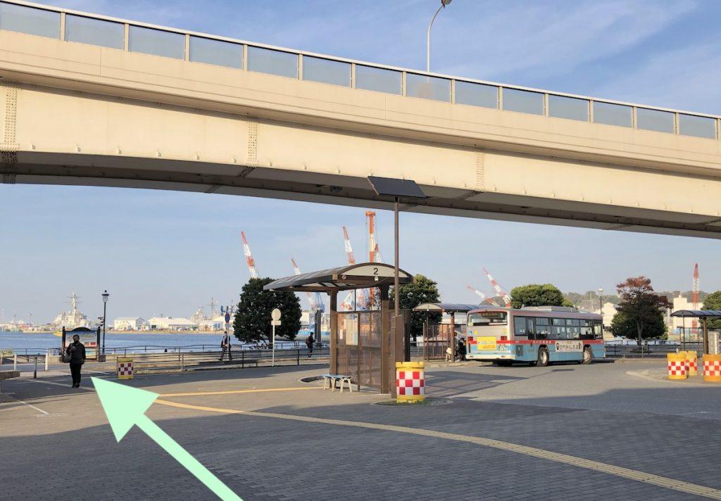 横須賀芸術劇場のアクセス画像3