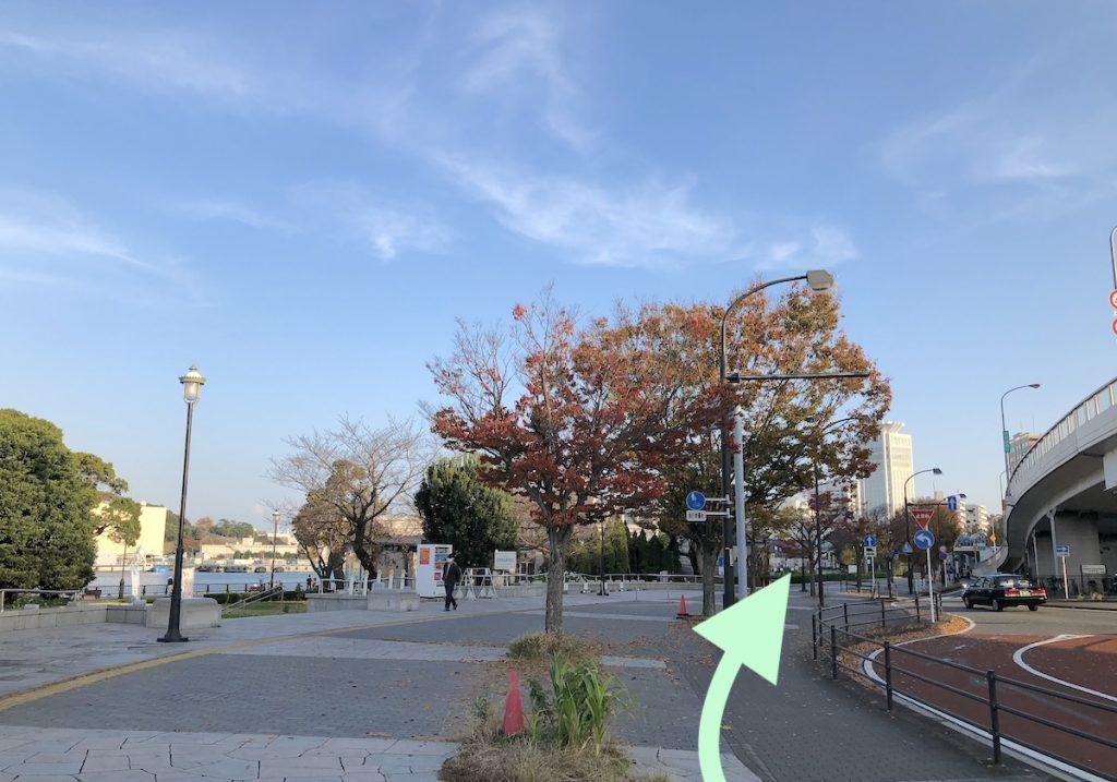 横須賀芸術劇場のアクセス画像5