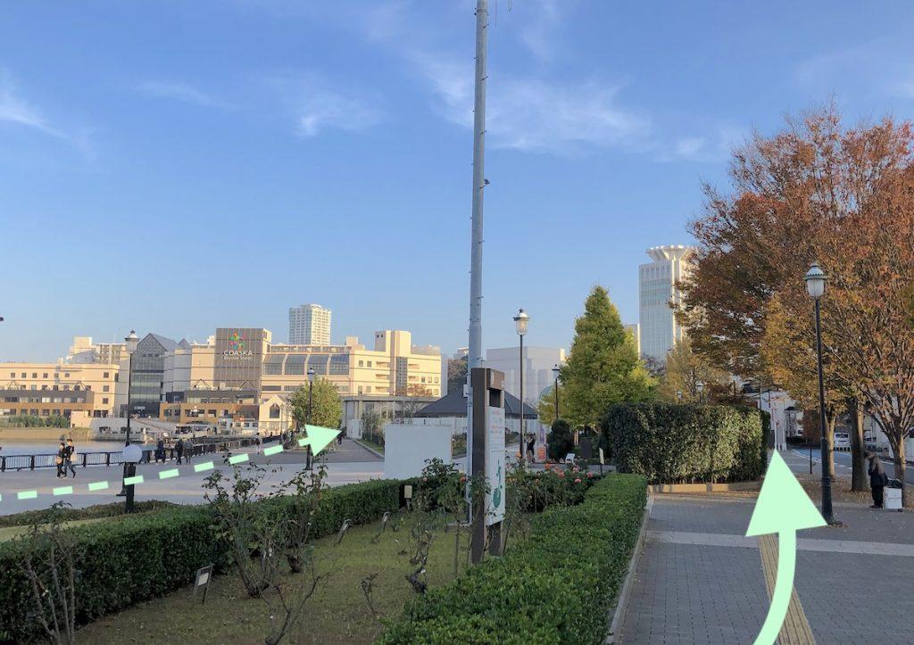 横須賀芸術劇場のアクセス画像6