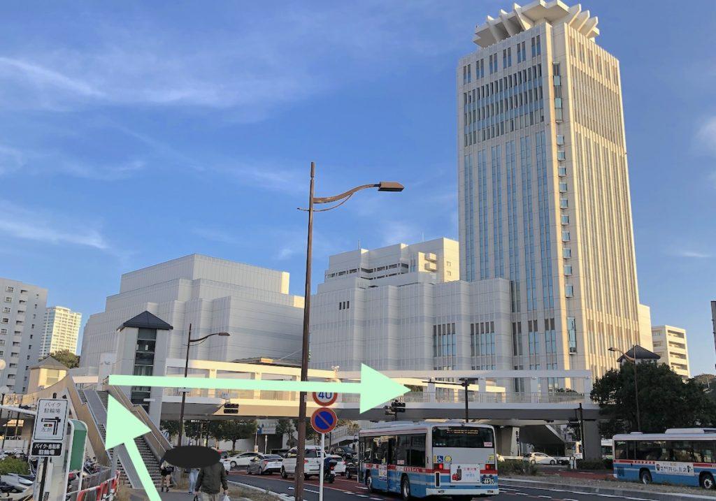横須賀芸術劇場のアクセス画像7