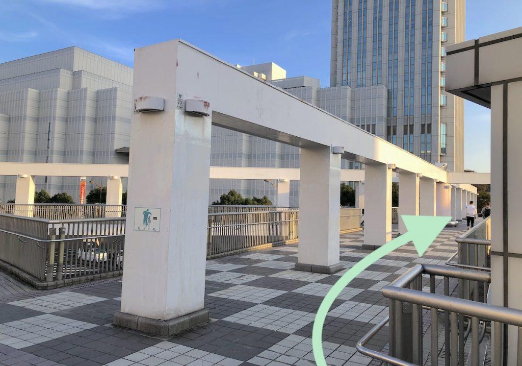 横須賀芸術劇場のアクセス画像8