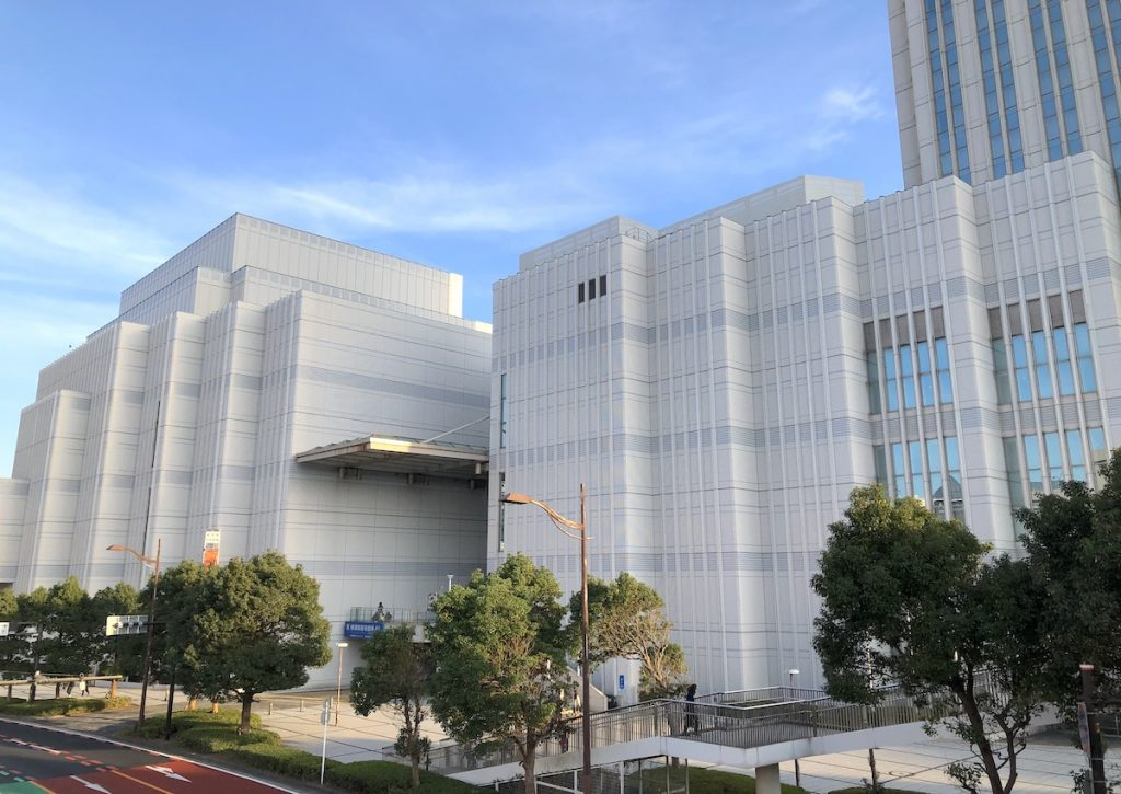 横須賀芸術劇場のアクセス画像1