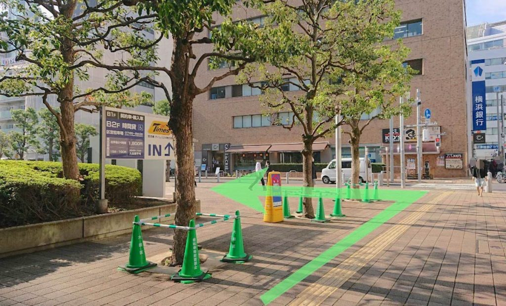 大田区民ホール・アプリコのアクセス画像19
