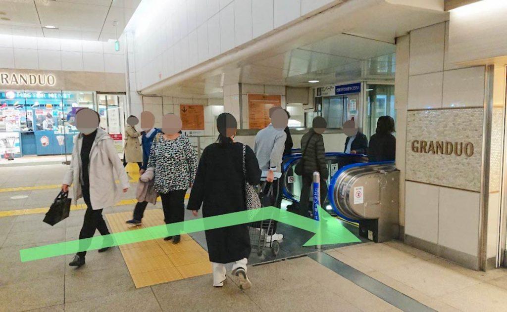 大田区民ホール・アプリコのアクセス画像4