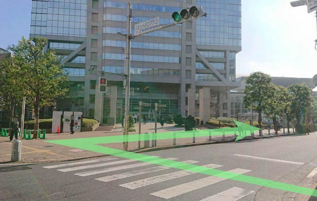 大田区民ホール・アプリコのアクセス画像7