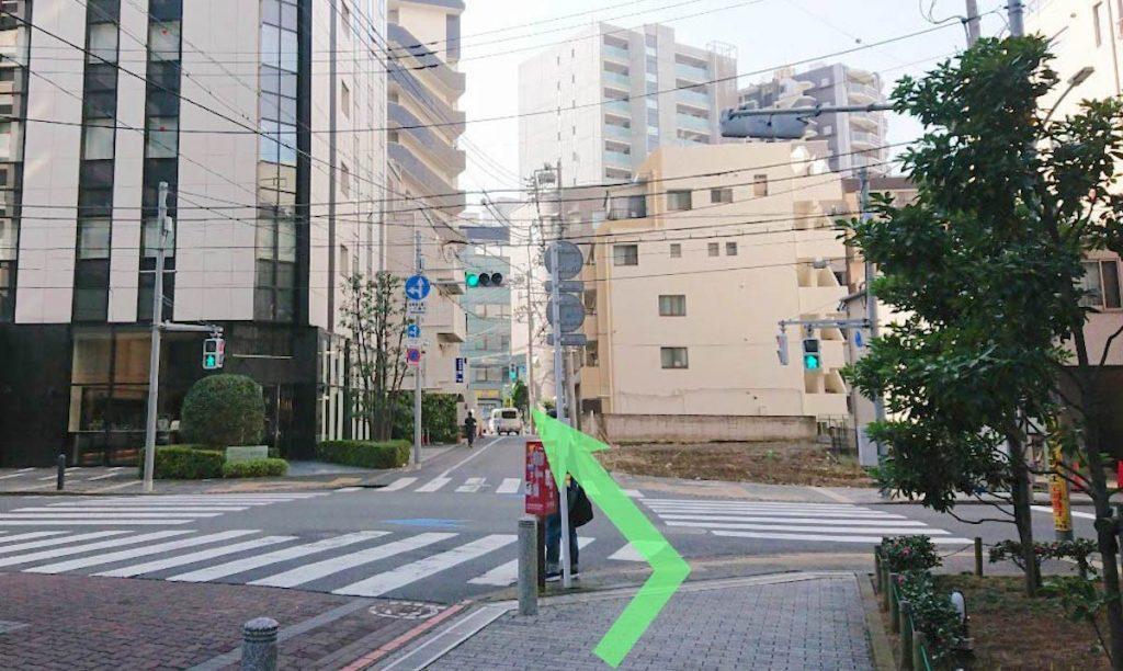大田区民ホール・アプリコのアクセス画像15