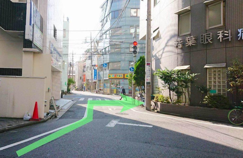 大田区民ホール・アプリコのアクセス画像16