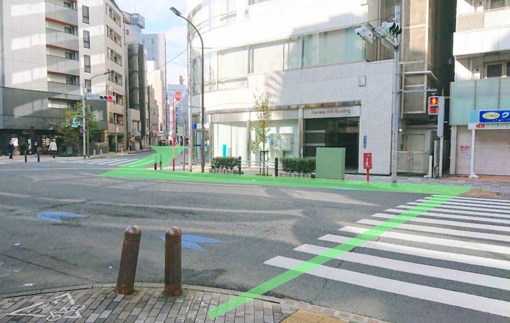 大田区民ホール・アプリコのアクセス画像17