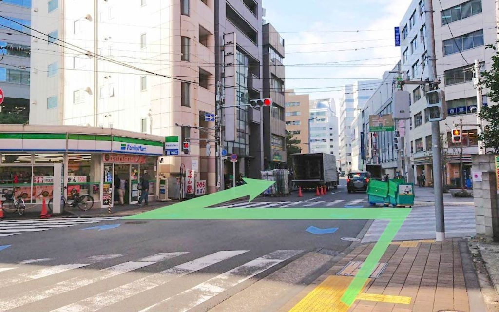大田区民ホール・アプリコのアクセス画像18