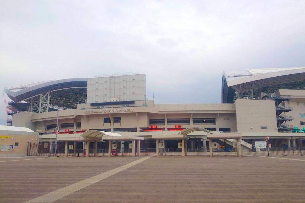 埼玉スタジアムのアクセス画像8