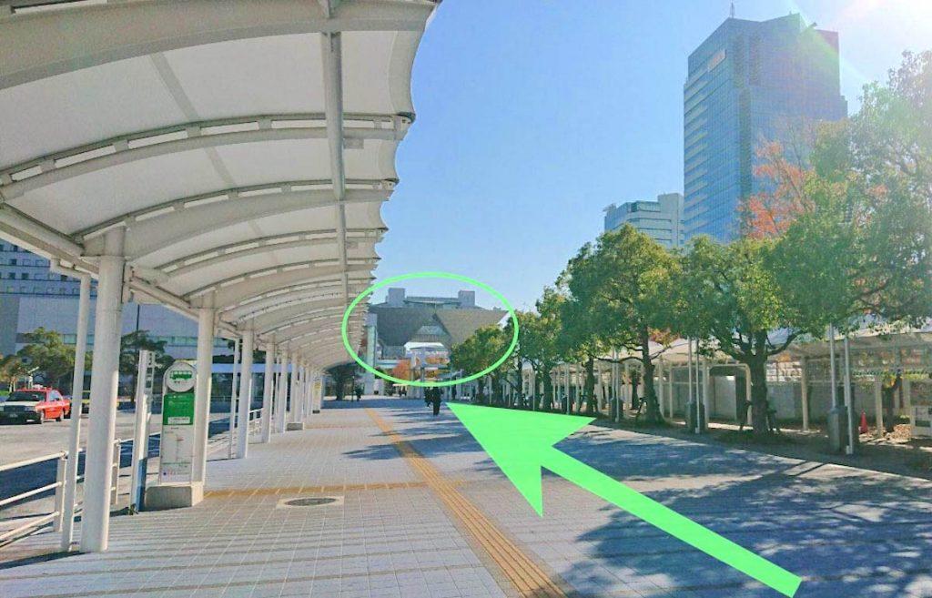 東京ビッグサイト(東京国際展示場)のアクセス画像8