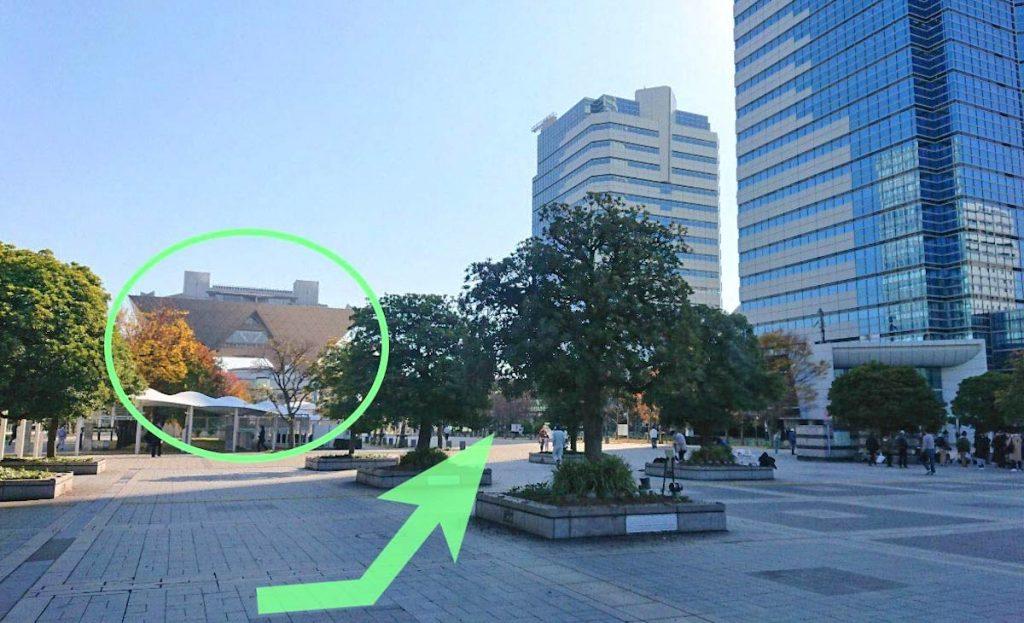 東京ビッグサイト(東京国際展示場)のアクセス画像9