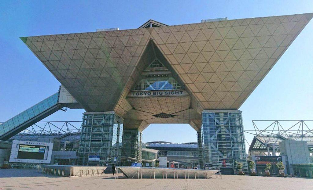 東京ビッグサイト(東京国際展示場)のアクセス画像1