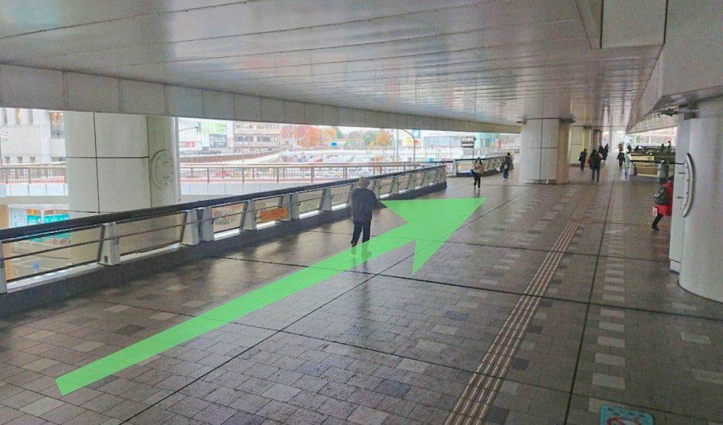 立川ステージガーデンのアクセス画像7