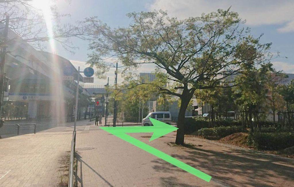 豊洲PITのアクセス画像6