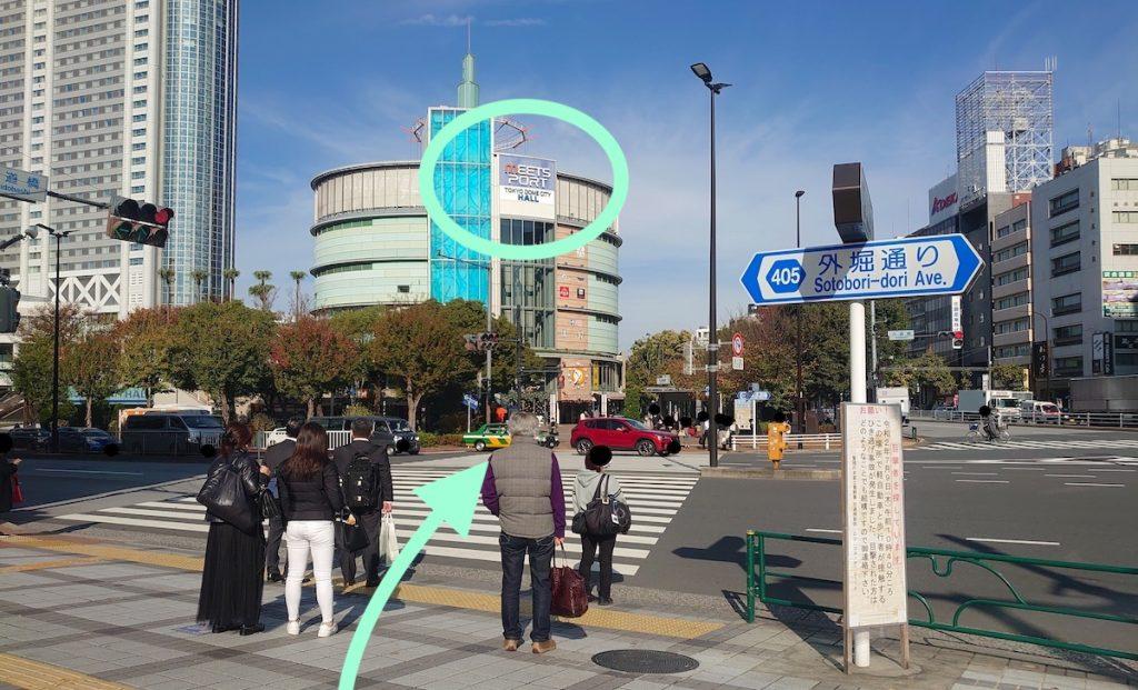 文京シビックホールのアクセス画像15