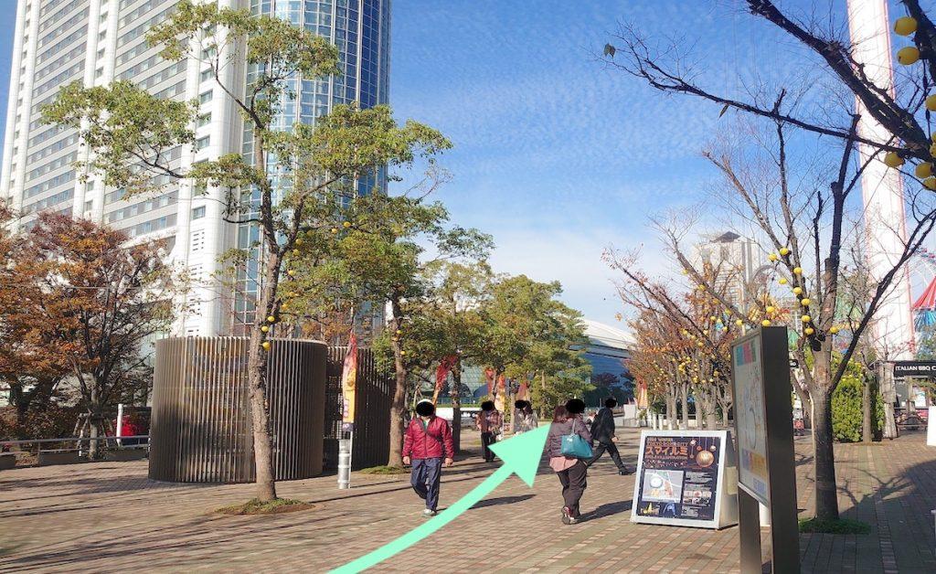 文京シビックホールのアクセス画像18