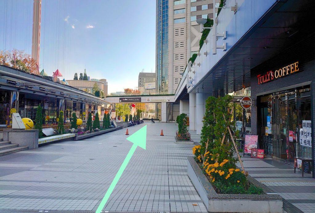 東京ドームシティホールのアクセス画像16