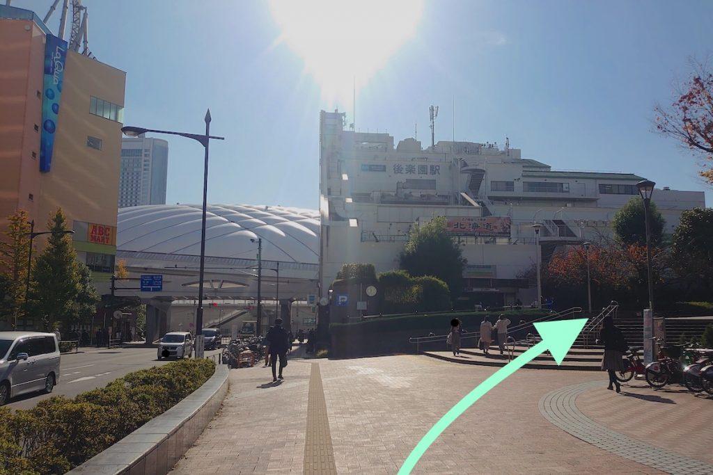 東京ドームシティホールのアクセス画像23
