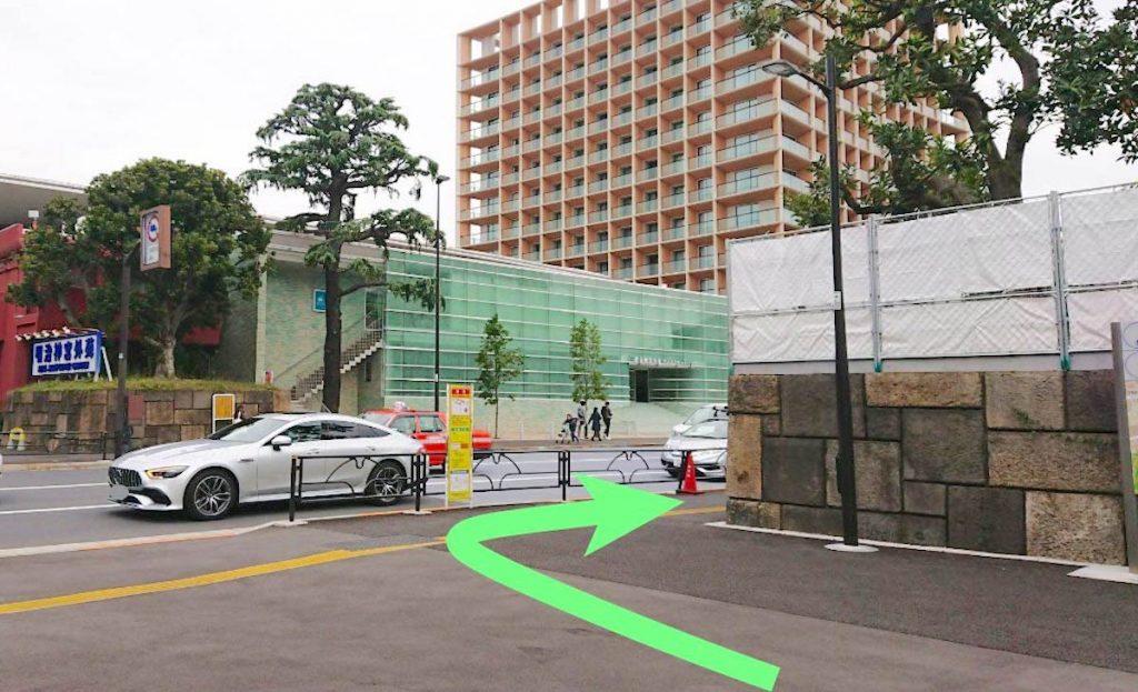 日本青年館ホールのアクセス画像23