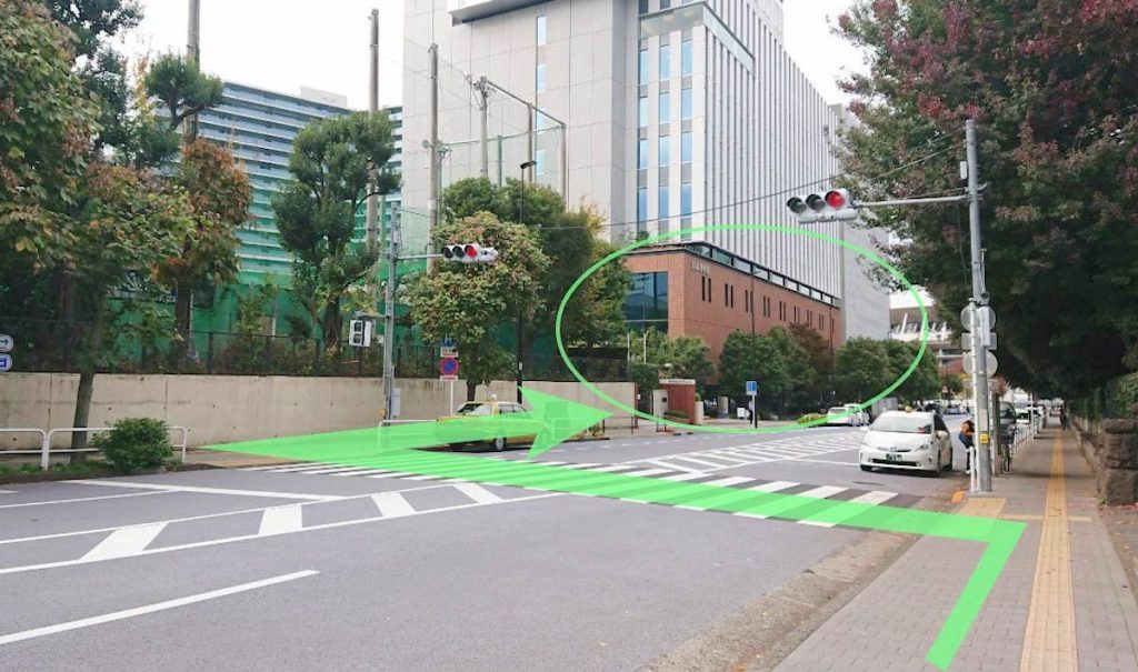 日本青年館ホールのアクセス画像33